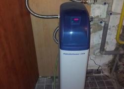 Instalace změkčovače AquaSoftener 350 v rodinném domku v Litoměřicích