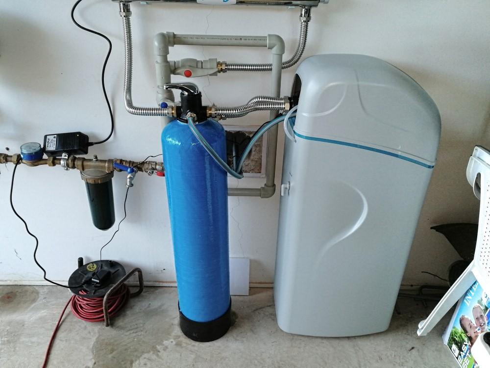 Úpravna vody AquaSoftener
